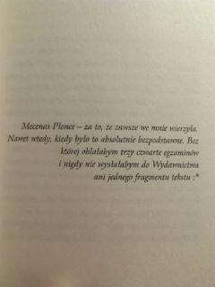 "dedykacja od serca, ""Sitwa"" Paulina Świst, fot. paratexterka ©"