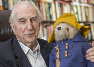 Micheal Bond the creator of 'Paddington Bear' dies at 91