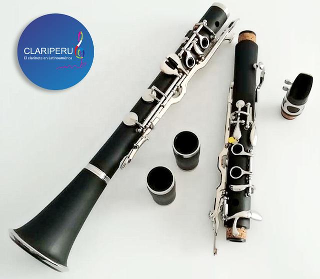 El clarinete sistema alemán, su historia y diferencias con el sistema del clarinete francés. Clariperu