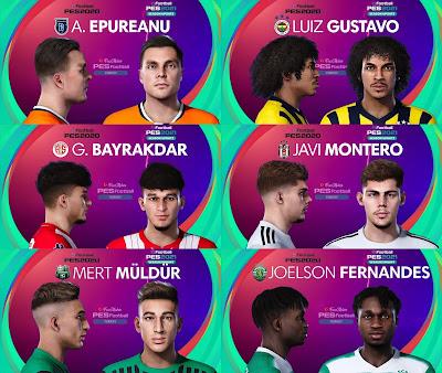 PES 2021 Facepack by PES Football Turkey