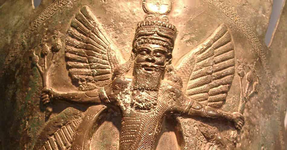 din ve mitoloji, Marduk, 1.Nebukadnezar, Marduk heykelinin çalınışı, Çalınan Marduk heykeli, Asur tanrısı Aşur, Elamitler, Antik tarih, tarih, A, mitoloji, sümer mitolojisi, Enki'nin oğlu,