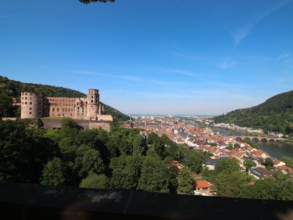 Viking Rhine River Cruise: Heidelberg, Germany
