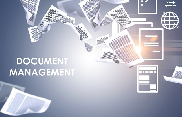 how to create a document management system documents automation filing