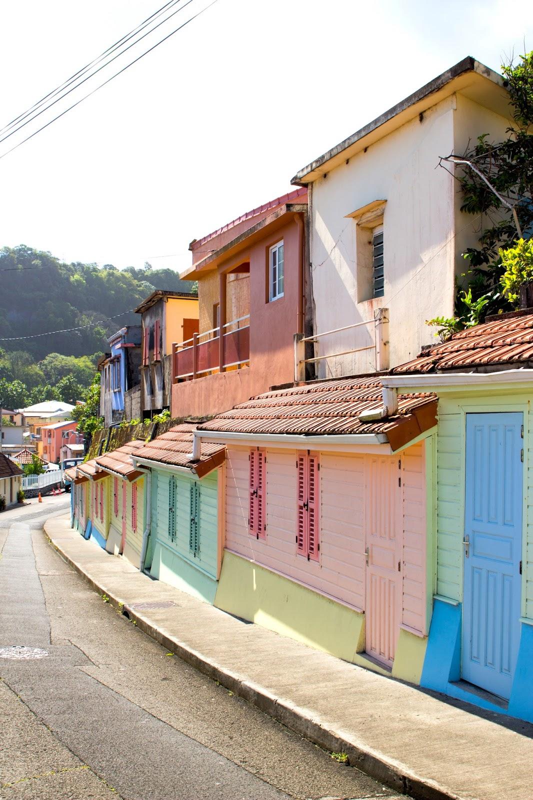 Grand Rivière Martinique