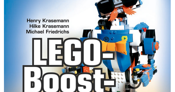 lego boost das buch zu lego boost. Black Bedroom Furniture Sets. Home Design Ideas