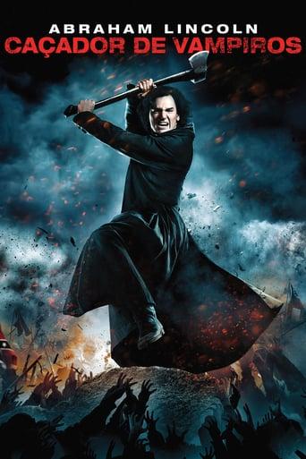 Abraham Lincoln: Caçador de Vampiros (2012) Download