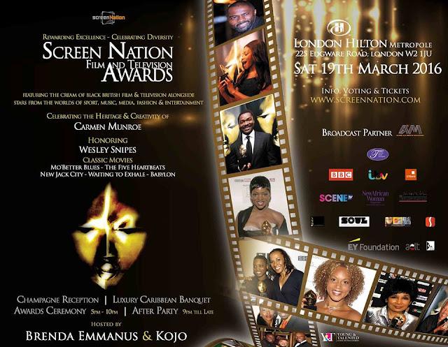 Screen Nations Award 2016