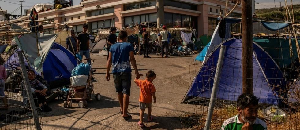 Crise migratoire : Le gouvernement grec accuse des migrants d'avoir