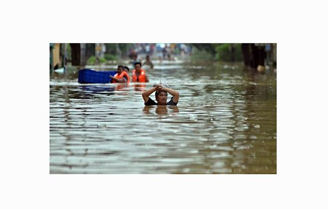 Pengertian, Penyebab, Dampak dan Jenis Banjir