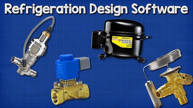 Refrigeration Design Software - Coolselector®2 HVACR