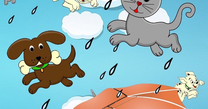Where Did Raining Cats And Dogs Come From