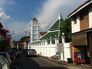 Kampung Kling Mosque Melaka