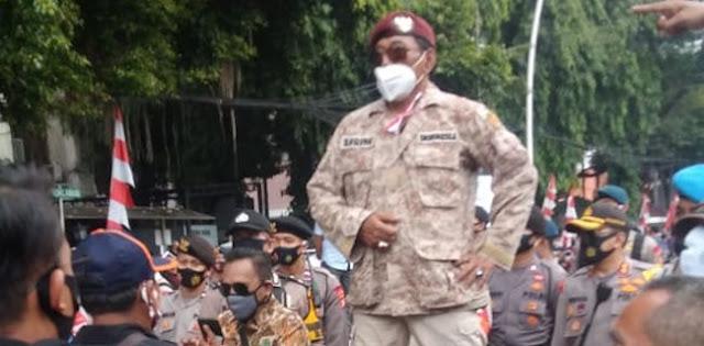 Purnawirawan TNI: Kasus Wiranto dengan Cepat Disimpulkan T*roris, Kasus Syekh Ali Jaber Serta Merta Gila