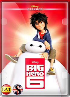 Grandes Héroes (2014) HD 720P LATINO/INGLES