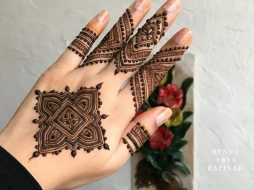 Eid Celebrations is Fast Approaching: Checkout 20+ Henna Designs for you to Consider