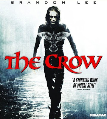 The Crow Amazon Video poster ad