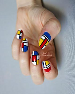 Diseño de uñas para el regreso a CLASES originales y con estilo