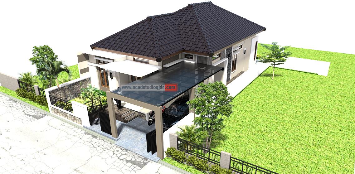 5200 konsep fasad rumah HD