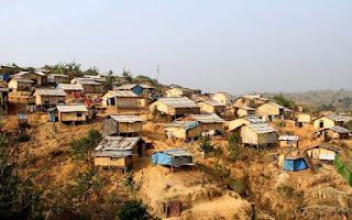Bru refugees from Tripura to Mizoram