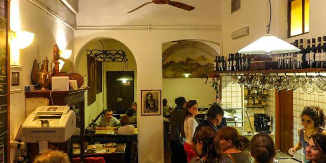 Restaurante IL vegetariano em Florença