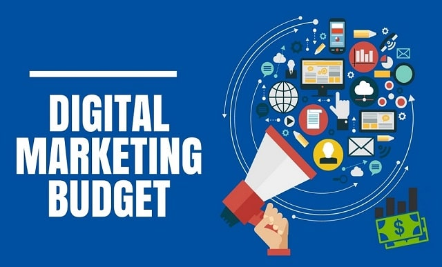 where to spend digital marketing budget