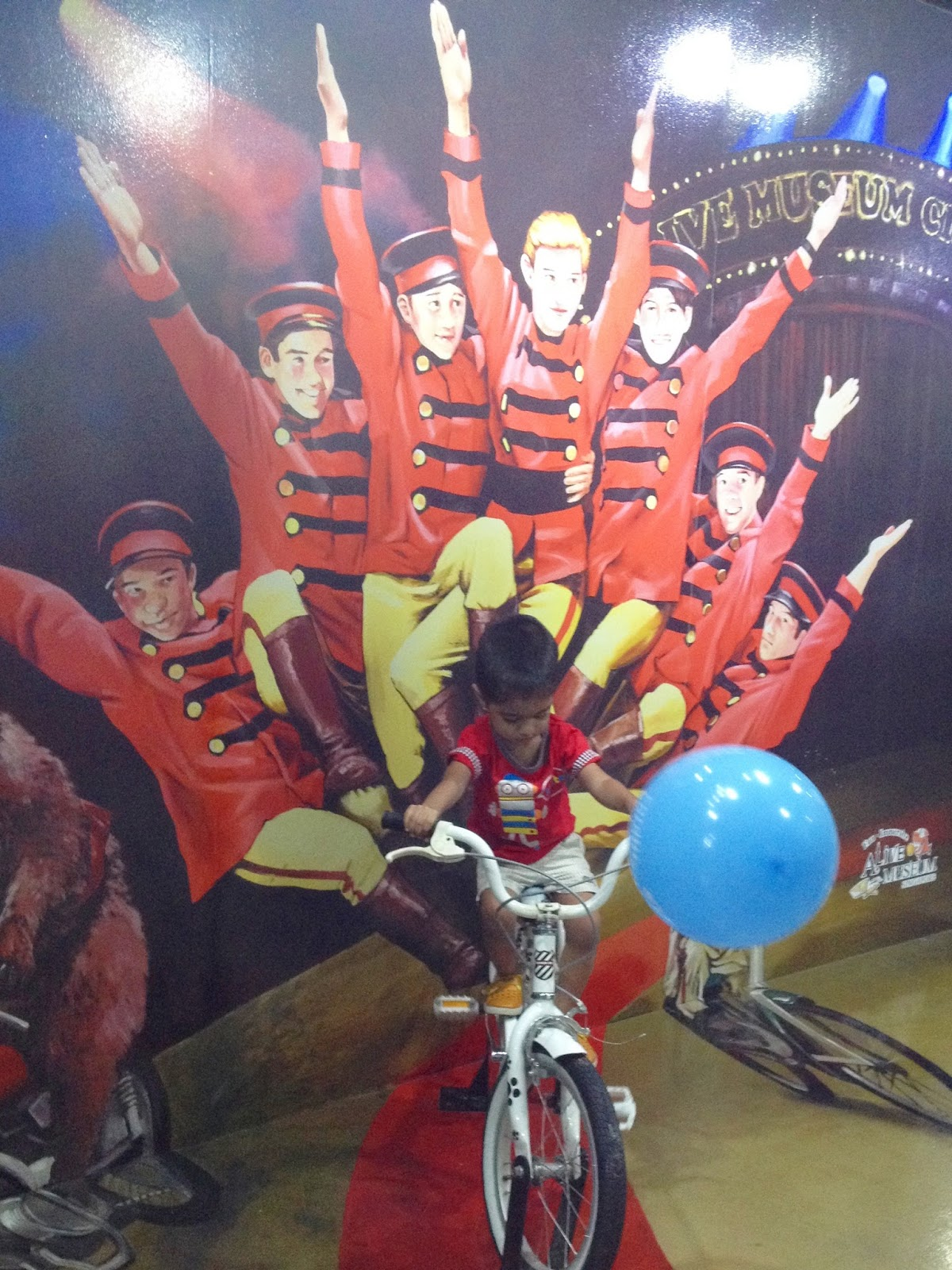 Alive Museum Singapore