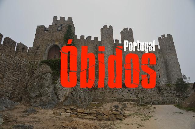 O que visitar em Óbidos, Portugal