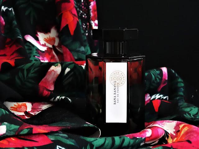 l'artisan parfumeur bana banana avis, fragrance, banana perfume, perfume, parfum mixte