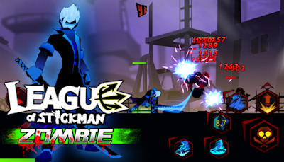 League of Stickman Zombie mod Apk