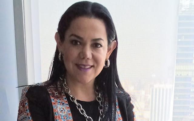Mónica Chávez Núñez, presidenta de la Comisión de Cabildeo.