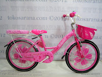 City Bike Element Sakura 20 Inci