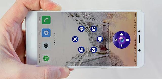 تنزيل Screen Recorder  تطبيق سريع وسهل لتسجيل مقاطع فيديو الشاشة على الهاتف