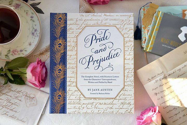 Pride & Prejudice with 19 Letters