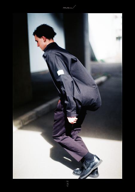 ESSAY AUTUMN WINTER 2015 / AW15 / FASHION BRAND - DESIGN LABEL  /  TOKYO JAPAN  / DESIGNER  RYUSUKE KASE  HIROHIDE TAKEI / STYLING KENTARO HIGAKI  / PHOTOGRAPHY YUICHIRO NODA