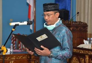 Wakil Walikota Bima Lantik Sejumlah Pejabat Struktural dan Pengawas