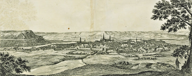 Israel Silvestre - Rouen (c.1650)