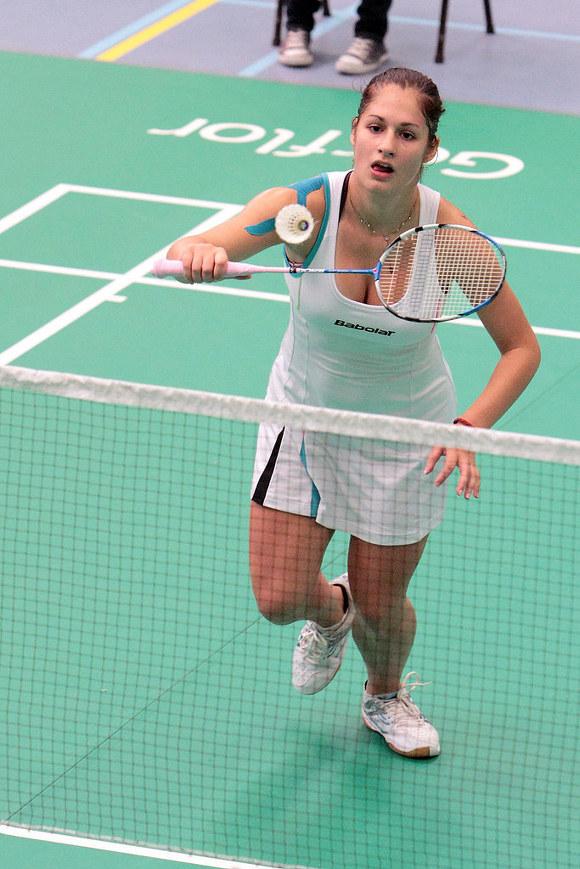불가리아 여자 배드민턴 국가대표 선수