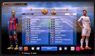tampilan Game PPSSPP Android PES 2016