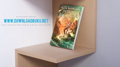 Percy Jackson And The Olympians - (The Sea Of Monsters) - Rick Riordan