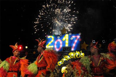Carnaval Guantanamo 2017