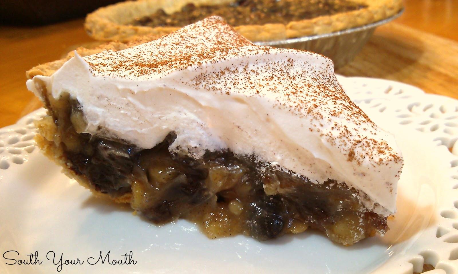Sour Cream Raisib Cake