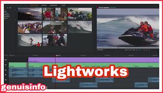 برنامج Lightworks واحد من أفضل برامج المونتاج المجانية والمتوفرة على أغلب الأنظمة, والذي تم إستعماله في الكثير من الأفلام العالمية المشهورة, فهو يتميز بواجهة مميزة جدا, مثل أغلب برامج تعديل الفيديو حيث يمكنك التعديل والقطع وإضافة المقاطع وحتى معاينة مباشرة للفيديو نفسه, كما يتوفر على ميزة تصدير الفيديو إلى موقع يوتيوب مباشرة بصيغة 720p, والكثير من المميزات الأخرى.  رابط تحميل البرنامج (ويندوز - ماك - لينكس)