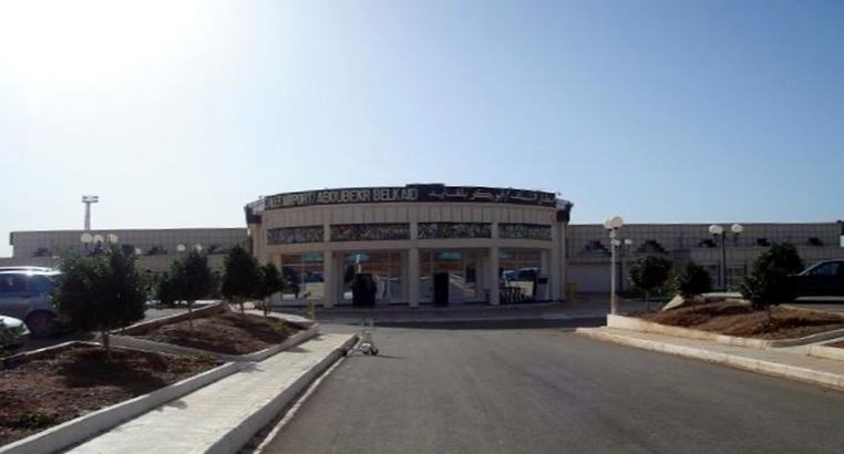 مطار الشلف الدولي أبو بكر بلقايد Chlef International Airport
