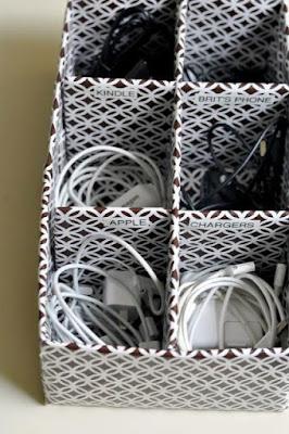 Como fazer artesanato com caixas de sapato
