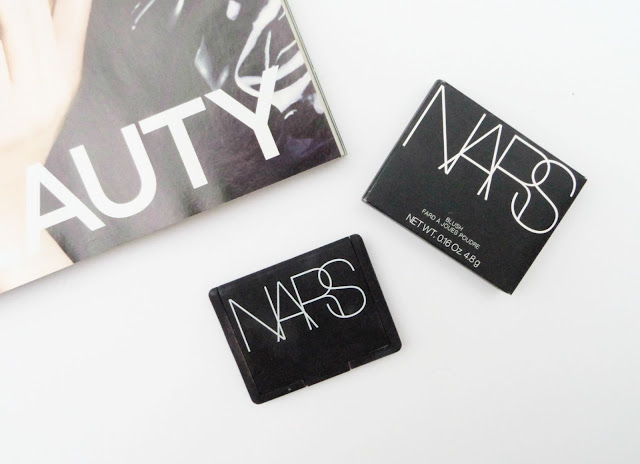 The Unlawful Nars blush Review