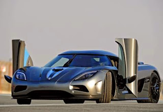 Dihedral/Raptor Doors, Koenigsegg Agera R