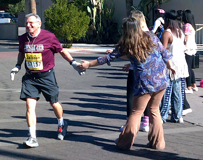 Arizona Rock 'n' Roll Marathon & Half Marathon 2016