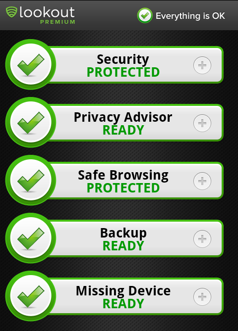 contagio mobile: Android - Fake Installer /Fake Lookout