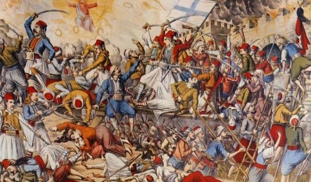 10 Απριλίου 1826: Η ηρωική έξοδος του Μεσολογγίου (βίντεο)