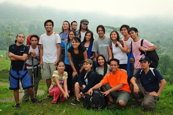 Osmena Peak Kawasan Cebu climb